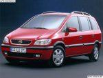 Опель зафира 2000 технические характеристики – Opel Zafira A: цена, технические характеристики, фото, отзывы, дилеры Опель Зафира А