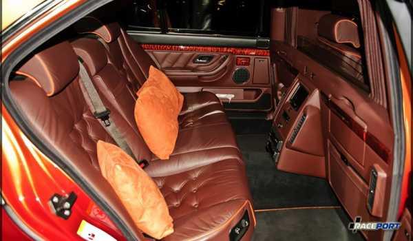 фото бмв 38 кузов Bmw 7 Series Bmw 740ia черный хищник